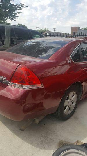 2008-2011 chevy impala partes for Sale in Dallas, TX