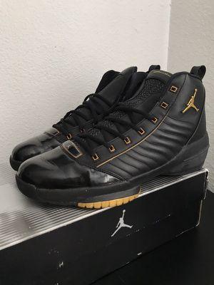 Jordan 19 SE Black & Gold XIX for Sale in San Francisco, CA