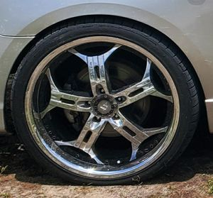 Rims for sale or trade for Sale in Lehigh Acres, FL