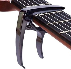 Capo, Acoustic-Guitar-Capo, Capo for Electric Guitar, The Best Gift for Guitar Lovers(Black) for Sale in Pomona, CA