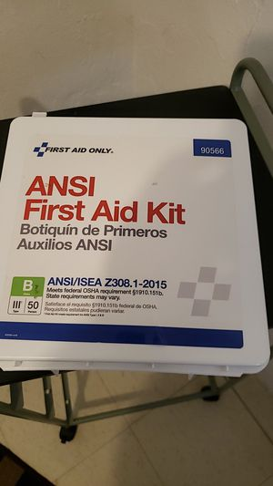 First Aid kit for Sale in San Angelo, TX