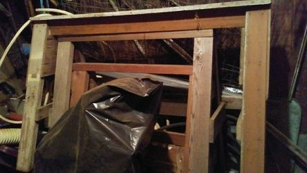CAMPER Supports, custom made heavy duty Saw Horse for Sale in Brier,  WA