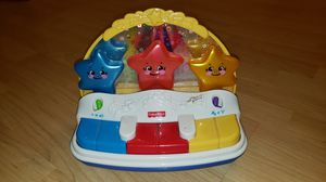 Rare Singing Stars Musical Piano Baby Toy for Sale in Kennewick, WA