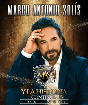 Marco Antonio Solis Concierto for Sale in Pembroke Pines, FL
