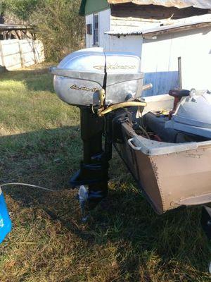 Boat motor for Sale in Pfafftown, NC