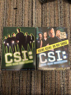 CSI dvd for Sale in Warwick, RI