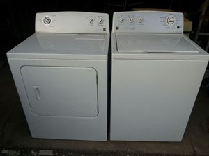 Kenmore washer and dryer for Sale in Houston, TX