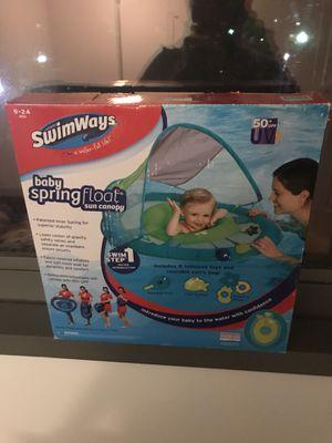 Baby pool Canopy float for Sale in Arlington, VA