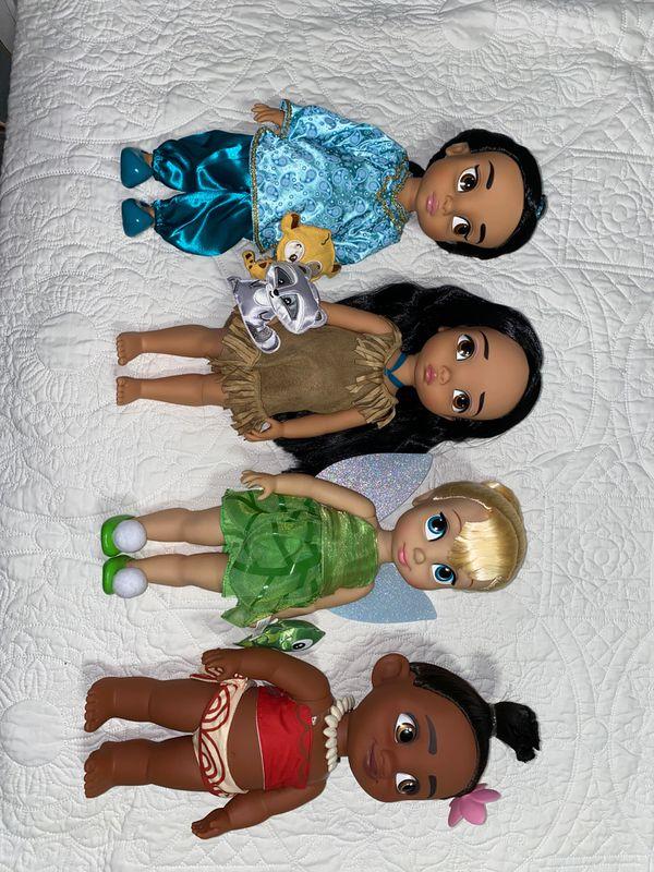 Disney animators dolls collection