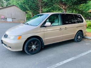 2001 Honda Odyssey - EX Minivan 4D for Sale in Puyallup, WA