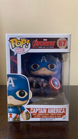 Marvel Captain America Funko POP for Sale in Anaheim, CA