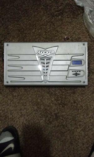Kicker amp for Sale in Mesa, AZ