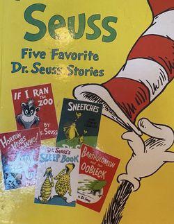 Hatful Of Seuss Book, Dr. Seuss for Sale in San Antonio,  TX