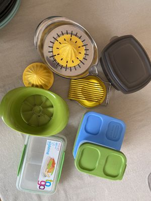 Food storage containers for Sale in San Jose, CA