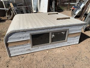 Truck camper $50 used for Sale in Peoria, AZ