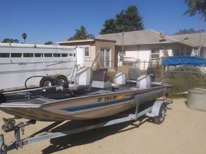 1994 Tracker XT Bass boat for Sale in Beaumont, CA