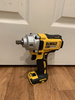 "Dewalt 1/2"" mid torque impact wrench (tool only). $140 price is firm for Sale in Bellevue, WA"