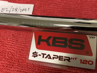 KBS $-Taper HT 120 (S) 9i/Wedge for Sale in Kirkland,  WA