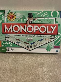MONOPOLY FAST SPEED DIE Board Game for Sale in Potomac,  MD