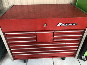 Snap on tool box for Sale in Coconut Creek, FL
