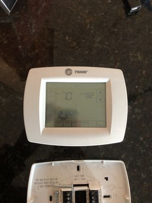 Trane thermostat for Sale in Las Vegas, NV