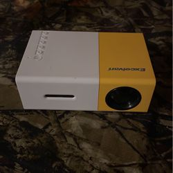 Excelvan YG300 Home Mini Projector 320 x 240P Movie Projector Support 1080P AV USB SD Card HDMI Interface for Sale in DeLand,  FL