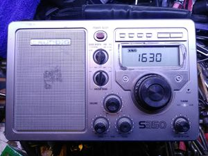 Grundig S350 Shortwave Radio for Sale in Tacoma, WA