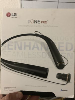 LG Tone Pro Bluetooth Headset for Sale in NV, US