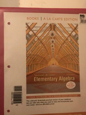 Elemntary Algebra for Sale in Margate, FL