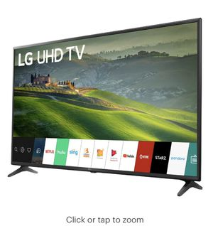 """LG - 43"""" Class - LED - 6 Series 4K- 2160p - Smart - 4K UHD TV with HDR for Sale in Richmond, KY"""