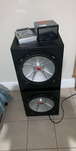 Speakers for Sale in Fort Worth, TX