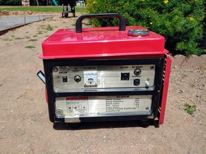 1200w Portable Camping Generator for Sale in Warren, OR
