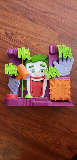 Joker house toy $5 for Sale in Moreno Valley, CA