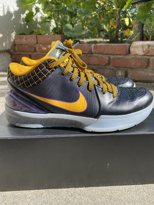 Nike Kobe Bryant Carpe Diem size 9.5 Lakers for Sale in Garden Grove, CA