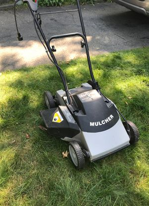 Sears/Craftsman electric lawn mower for Sale in Wellesley, MA