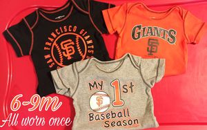 Baby boy clothes 6/9m for Sale in Fresno, CA