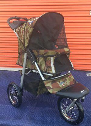 Pet stroller by BESTPET ... like new ( very little use !)... looks great, rolls so Easy ! for Sale in Irvine, CA