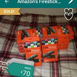 Amazon Firestick (fully jail broken) for Sale in Washington,  DC