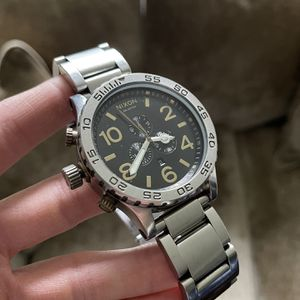 Nixon Watch 51-30 Chrono 300m Stainless Steel for Sale in Los Angeles, CA