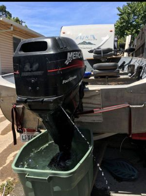 Aluminum fishing boat for Sale in North Highlands, CA