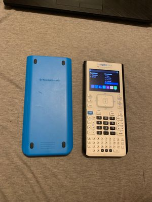 Texas Instruments Ti-nspire CX II (non-CAS version) for Sale in South Gate, CA