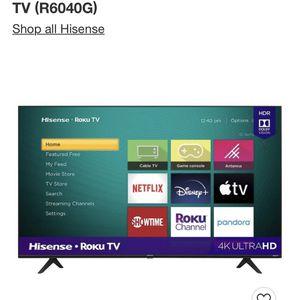 """New Smart TV 55"""" for Sale in Aurora, IL"""