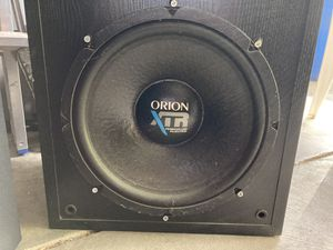 Subwoofers for Sale in Lacey, WA