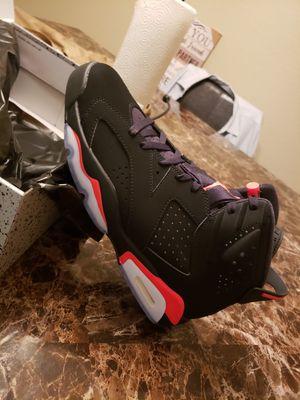Jordan retro 6 (men's size 12) for Sale in Houston, TX