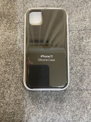 APPLE®️IPHONE 11 **SILACONE CASE BLACK for Sale in Fullerton, CA