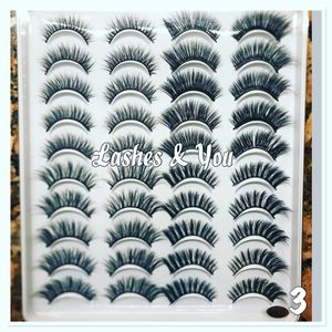 40 Mink Lashes Eyelashes for Sale in Garden Grove, CA