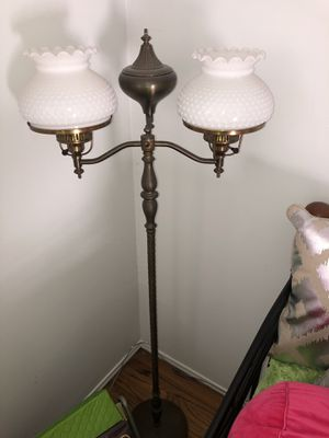 Antique double lamp for Sale in San Diego, CA