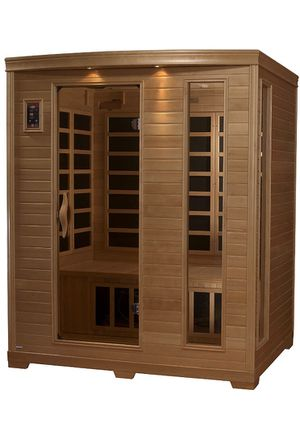 Dynamic 3 person sauna for Sale in Kent, WA