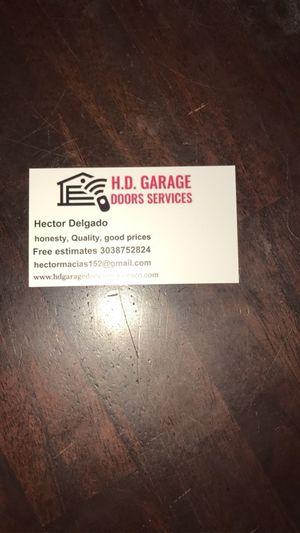 Garage doors for Sale in Englewood, CO