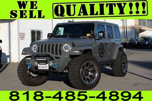 2018 JEEP WRANGLER UNLIMITED SPORT for Sale in Los Angeles, CA